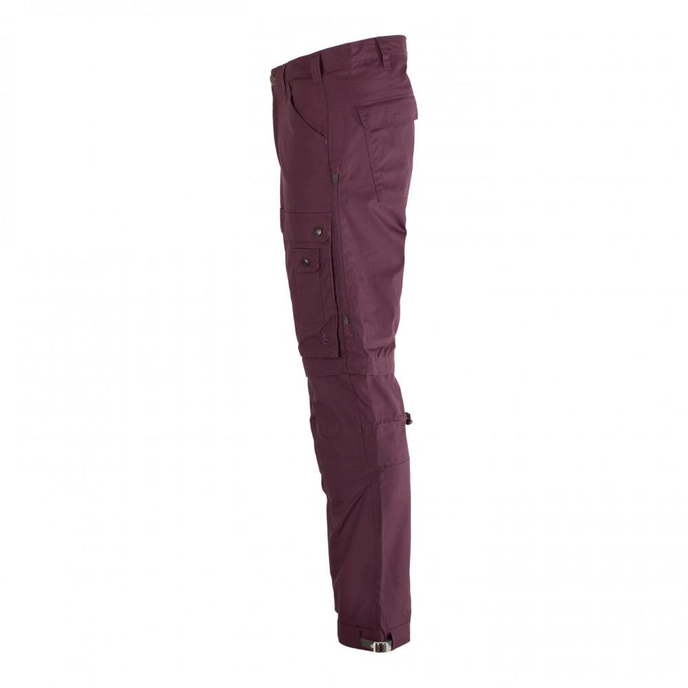 Garphyttan Original Trouser Zip Off Aubergine | Garphyttan